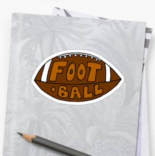cute football party favors