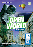 Open World First B2 Student's Book | PDF + CD