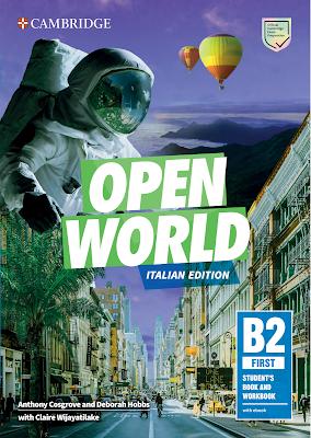 Open World First B2 Student's Book