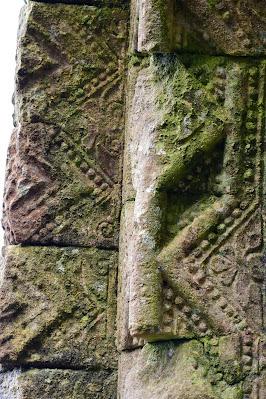 Monaincha Romanesque Carvings
