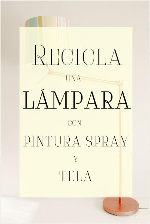 lampara-pie-ikea-reciclada-pintura-spray-tela-diy-cartel
