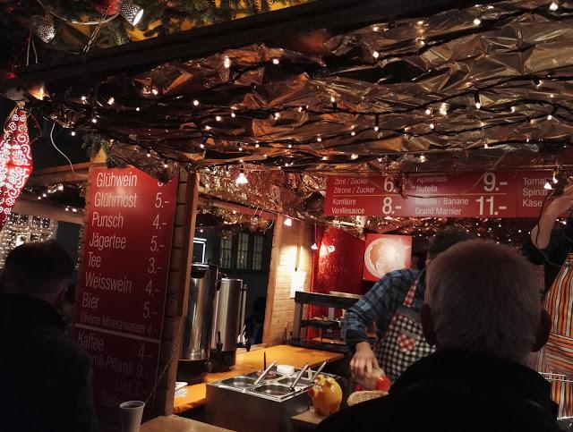crepes nutella glühwein glögi hehkuviini herkut joulumarkkinat