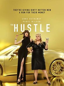 Sinopsis pemain genre Film The Hustle (2019)