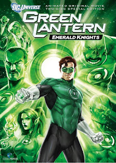Green Lantern: Caballeros Esmeralda (Linterna Verde)<br><span class='font12 dBlock'><i>(Green Lantern: Emerald Knights)</i></span>