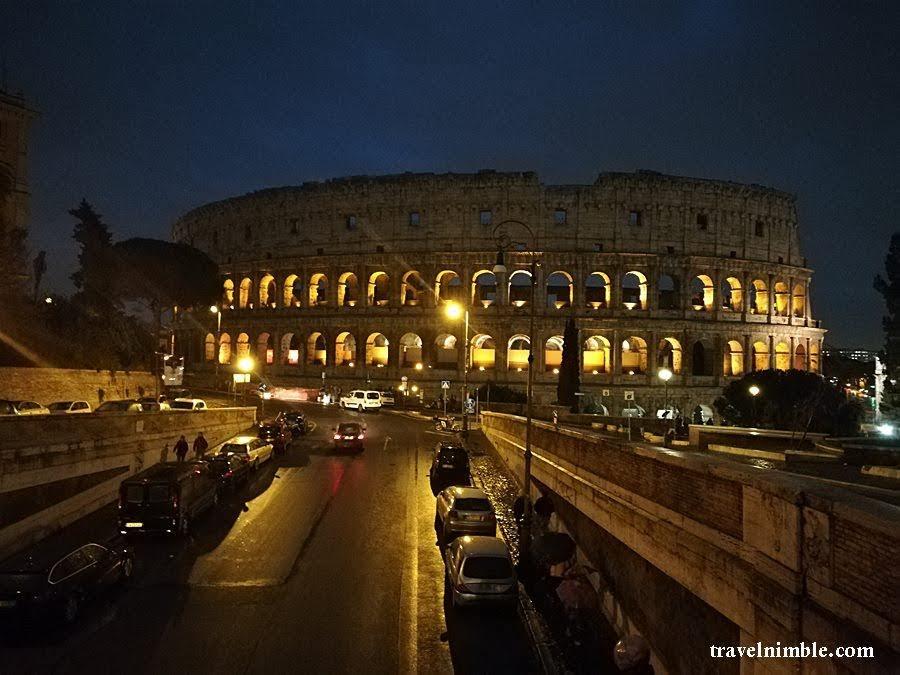 Itinerary Italia