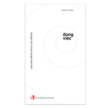 Đúng Việc (Tái Bản) ebook PDF-EPUB-AWZ3-PRC-MOBI