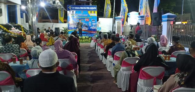 Kodim Karanganyar – PT BPR Bank Daerah Karanganyar Gelar Pengundian Door Prize Tabungan