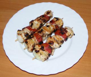 mancaruri cu carne de pui si legume, retete de mancare, retete culinare, gratar de pui, grill in familie,