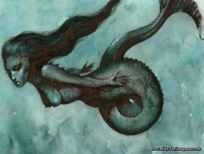Misteri Ikan Duyung Zimbabwe Mermaids