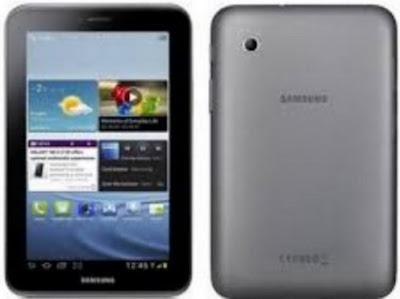 Cara Masuk Menu Recovery Samsung Galaxy Tab 2 GT P3100