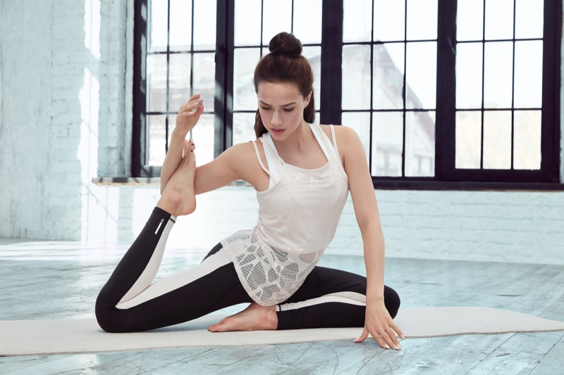 Figure skater Alina Zagitova shows off her moves in PUMA Studio Collection campaign