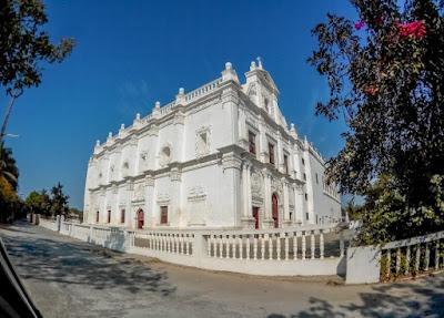 सेंट पोल चर्च दीव, st. Palu church diu)