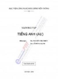 Sách Bài Tập Tiếng Anh A1 - Nguyễn Thị Thiết