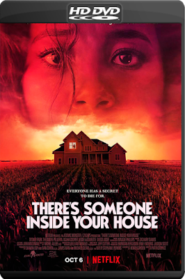 There's Someone Inside Your House [2021] [Custom – DVDR] [Latino]