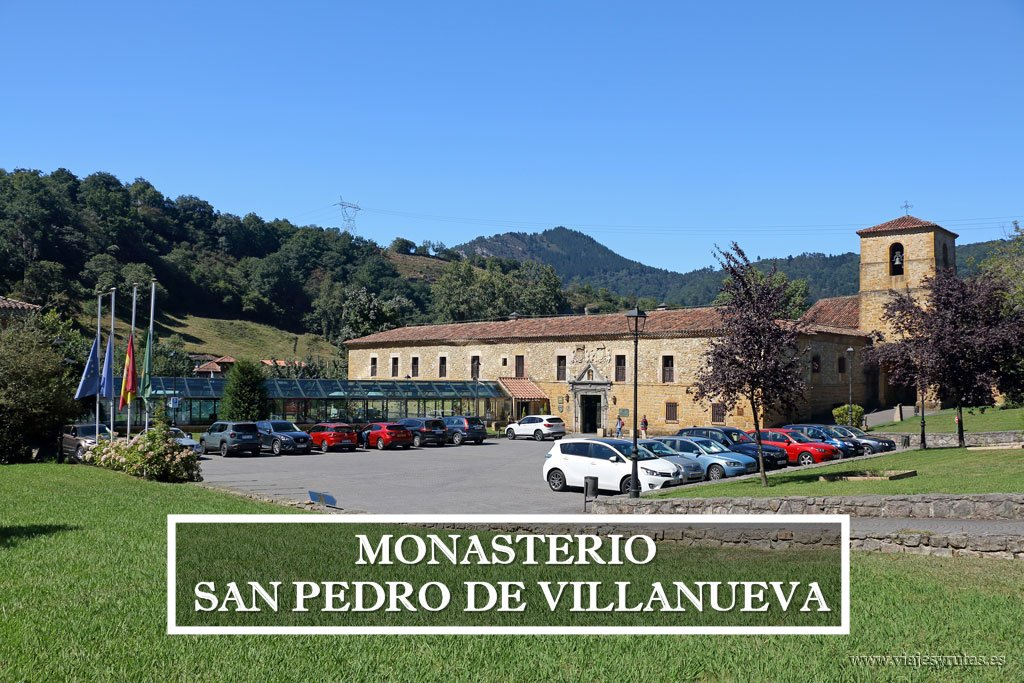 San Pedro de Villanueva, bello ejemplo del románico asturiano
