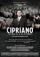 Cipriano, yo hice el 17 de octubre