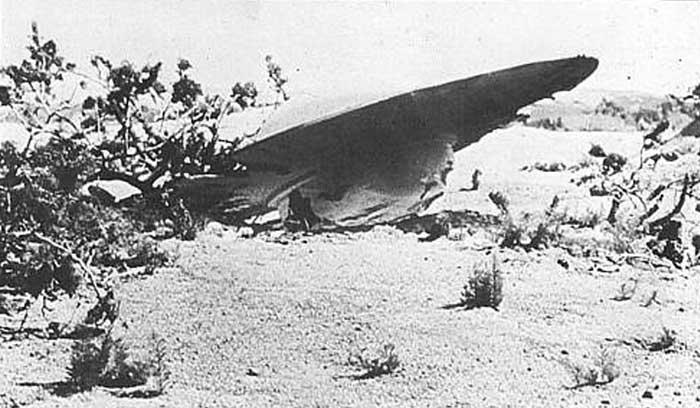 Roswell UFO