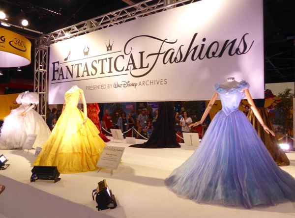 Fantastical Fashions Disney dresses D23 Expo