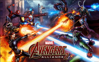 Marvel Avengers Alliance 2 APK MOD High Damage
