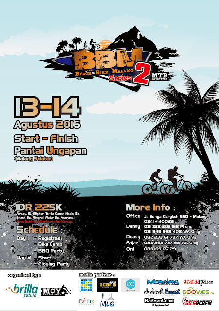 foto beach bike malang 2