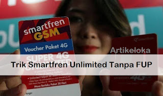 Smartfren Unlimited Tanpa FUP