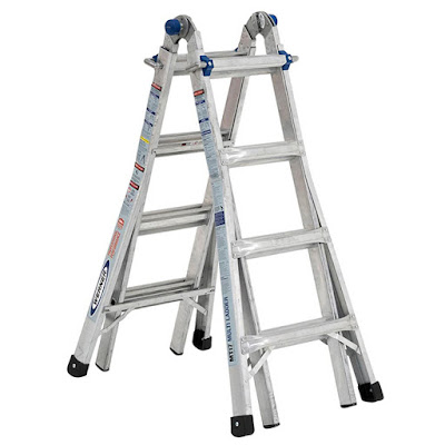 a wonderful ladder for your home or shop