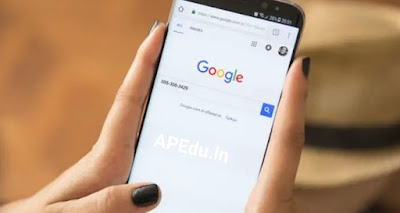 How to delete google search history on your smartphone?