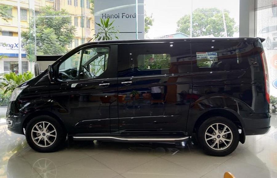 Ford Tourneo 2019 chuẩn bị ra mắt tại Việt Nam