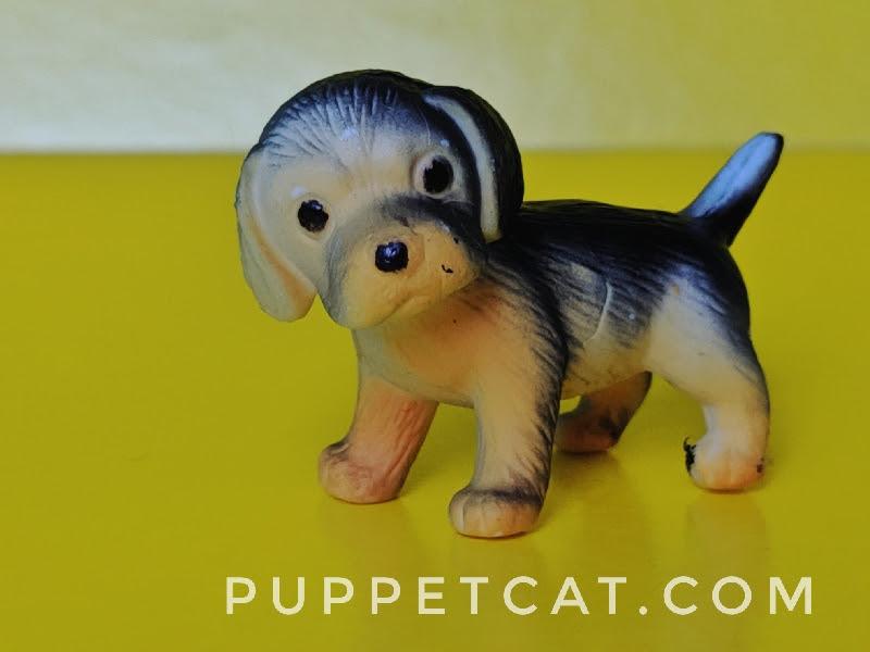 собака игрушка