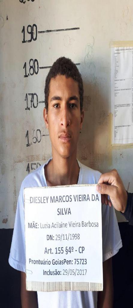 11 - Fuga em massa agora no Presídio de Cristalina. 19 presos. 61 9230-6834: LISTA DE FORAGIDOS