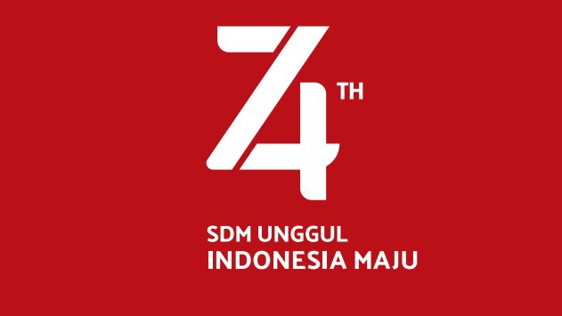 Download Logo Peringatan HUT RI Ke-74 Tahun 2019