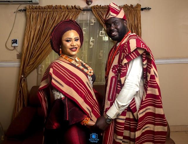 Deyshawlah Shares Stunning Pictures Of Her Wedding Ceremony