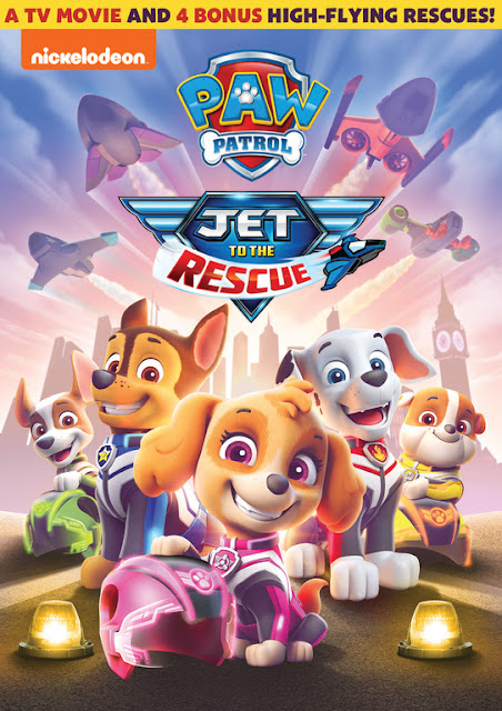 PAW Patrol: Jet to the Rescue (AMAZON EXCLUSIVE EARLY RELEASE)