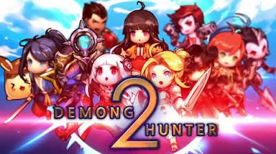 Demong Hunter 2 v 1.2.9) Mod Apk (Attack & More)