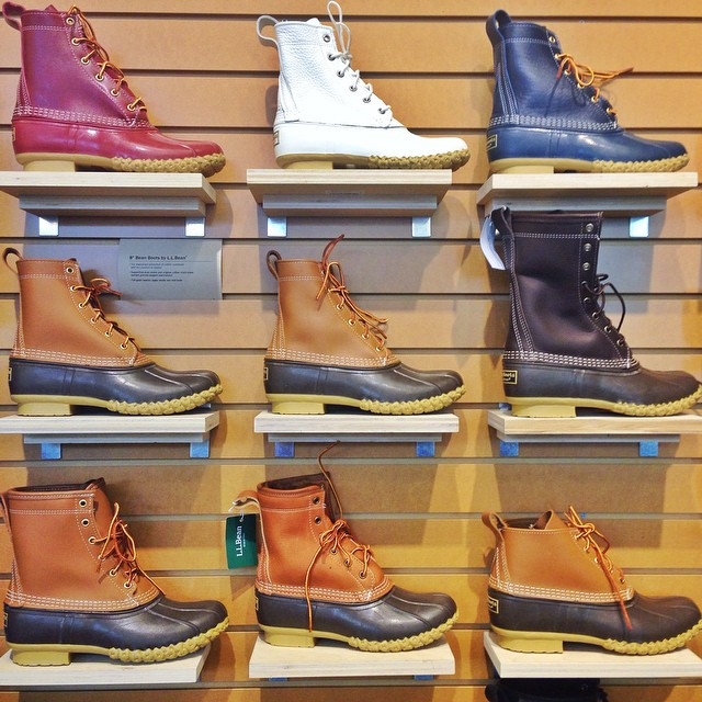 Guide to Buying LL Bean Boots by New York fashion blogger Covering the Bases