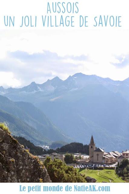 Aussois village de Savoie