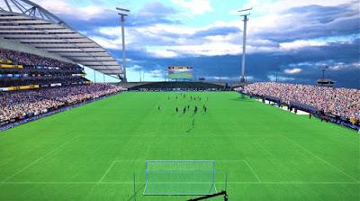 PES 2017 Stadium North Harbour Stadium - New Zealand
