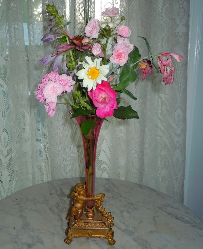 My Old Historic House Victorian Epergne Pronounced E