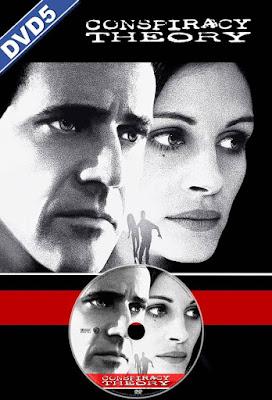 Conspiracy Theory 1997 DVD R1 NTSC Latino