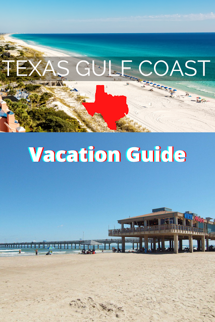 Why Vacation on the Texas Gulf Coast?