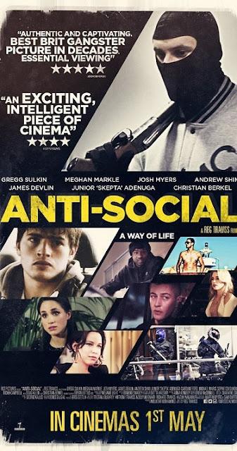 Anti-Social (2015) ταινιες online seires oipeirates greek subs