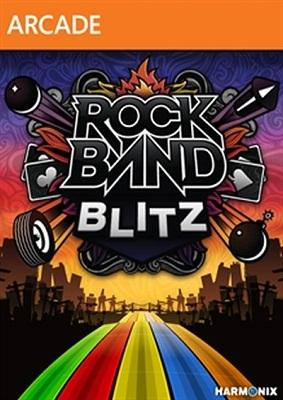 Download Rock Band Blitz - XBOX 360 Game - Billionuploads