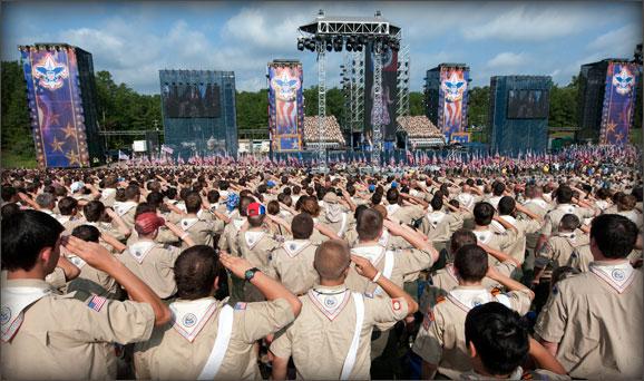 Boy Scout Troop 56 2013 National Jamboree