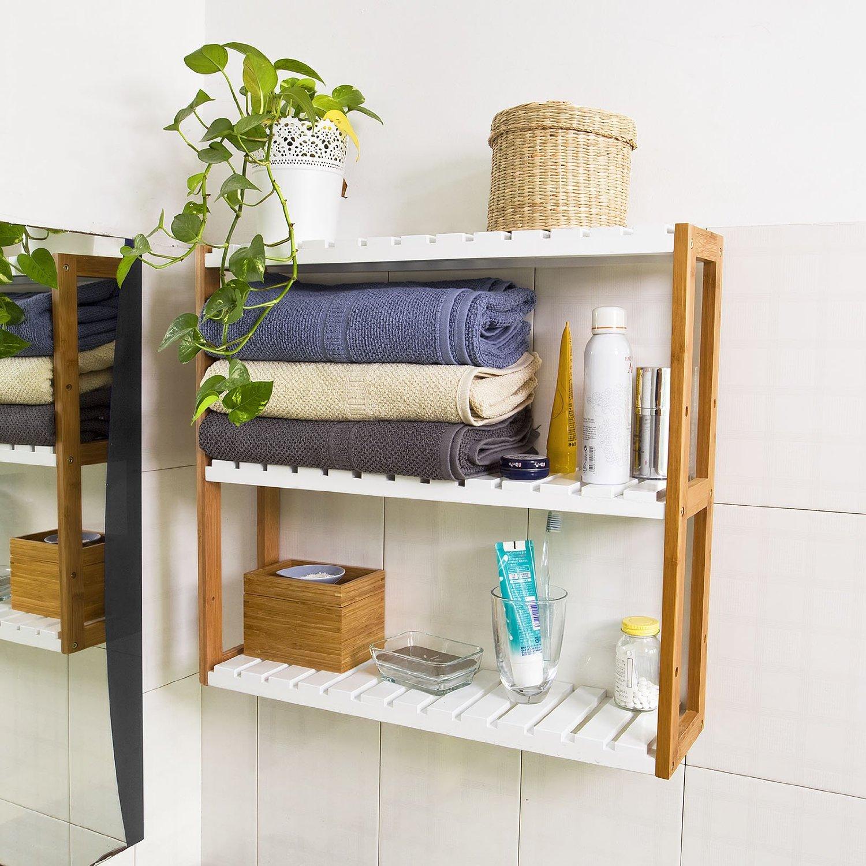 10 idee salvaspazio low cost per bagni piccoli. Black Bedroom Furniture Sets. Home Design Ideas