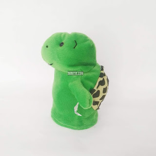 Animal Hand Puppet Boneka Tangan Hewan