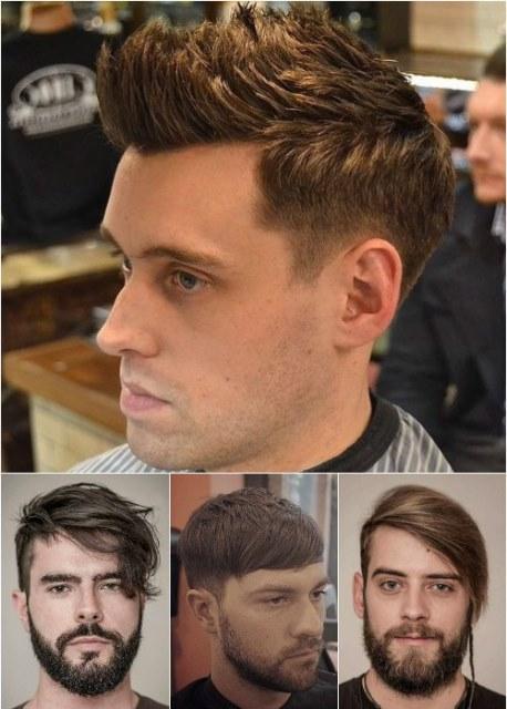 Potongan dan Gaya Rambut Bangs