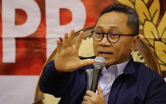 Ngarep Diajak Koalisi Megawati di Pilpres 2024, Zulhas: PDIP Kan Partai Besar!