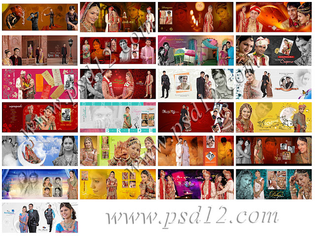 Karizma Album 100 PSD Sheet 5GB+ PSD - PSD12.COM