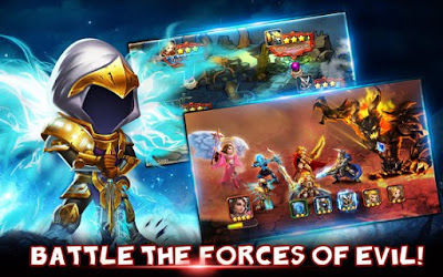 League of Angels -Fire Raiders APK 3.6.0.10 Mod Unlimited coins