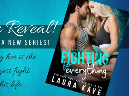 [Cover reveal] Fighting for Everything de Laura Kaye